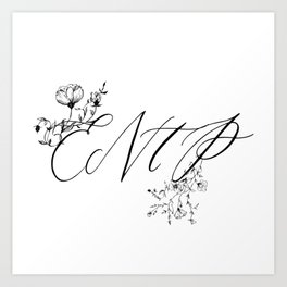 ENTP Myers–Briggs Type Indicator Art Print