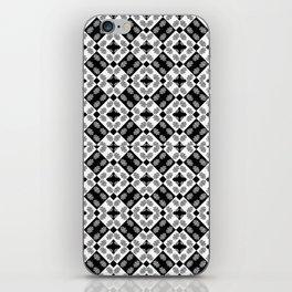 Geometric Modern Baroque iPhone Skin