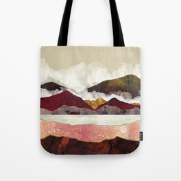 Melon Mountains Tote Bag