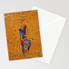 Child of the Earth Stationery Cards