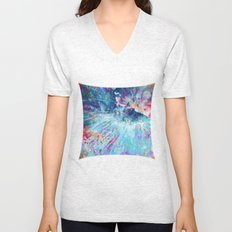 Dragon Erupt Unisex V-Neck
