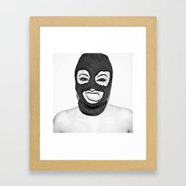211 by Andrew Framed Art Print
