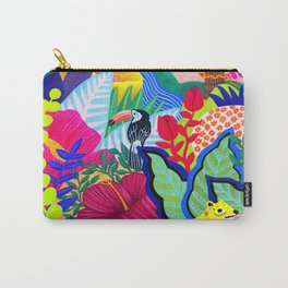 Jungle Party Animals Carry-All Pouch