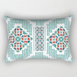 Empire Pattern Design by LapisLazuliCreative Rectangular Pillow