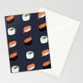 Sushi Cats Stationery Cards