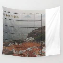 Serenity Planner _ Season Wishes Wall Tapestry