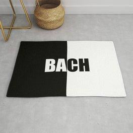 BACH, Inspiration Shirt, Bach Shirt, Johann Sebastian Bach, Music Shirt, Musician Gifts, Mozart, Moz Rug