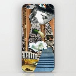 cloud venus - collage iPhone Skin
