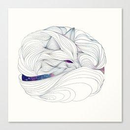 vulpecula Canvas Print