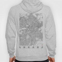 Ankara Map Line Hoody