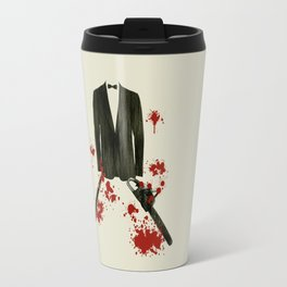 Smoking kills! Travel Mug