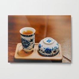 Tea Ceremony Metal Print