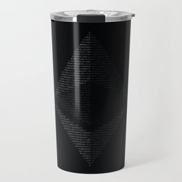 Ethereum Binary Travel Mug