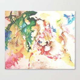 Come Alive Canvas Print