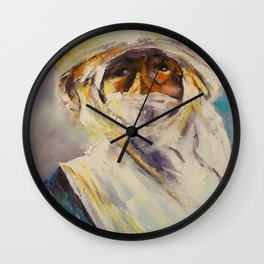 Tuareg Wall Clock