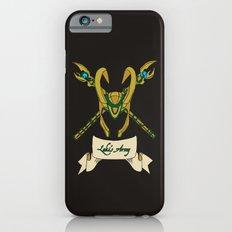 Loki's Army Slim Case iPhone 6s