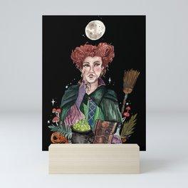 Winifred Sanderson Mini Art Print