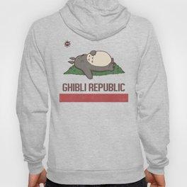 Ghibli Republic Hoody