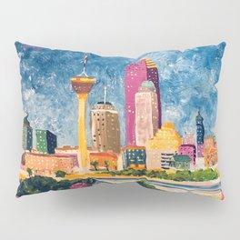 San Antonio Celebration Pillow Sham