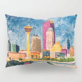 San Antonio Celebration Pillow Sham