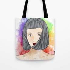 face II Tote Bag