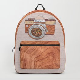 WOOD CAN0N Backpack