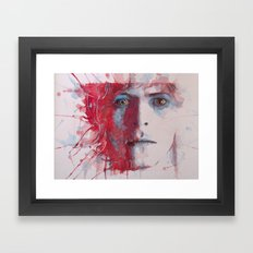 The Prettiest Star Framed Art Print