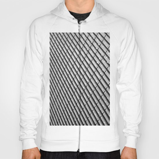 Canary Wharf  Abstract Hoody