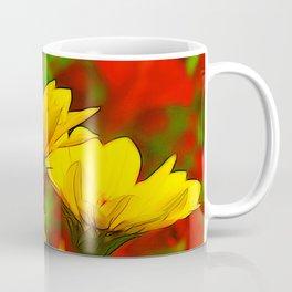 Summer Flowers 108 Coffee Mug