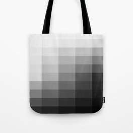 Fifty Shades of Gradient Tote Bag
