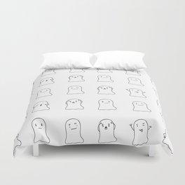 Spooky Pattern Duvet Cover