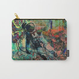 Lost in Urbanity Carry-All Pouch