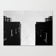 Homefromabove Canvas Print