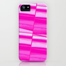 Pink Tile iPhone Case
