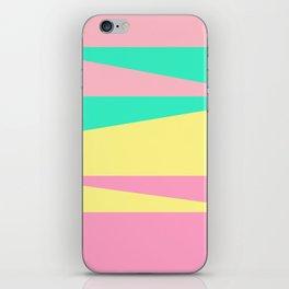 California Colors 80s iPhone Skin