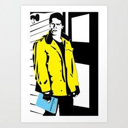 Terminator's Witnesses Art Print