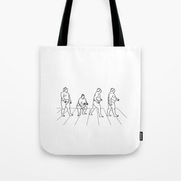 Heavy Road Tote Bag