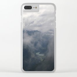 Tyrol Clear iPhone Case