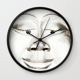 Esotropic Buddha Wall Clock