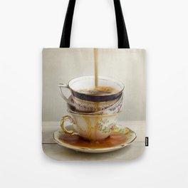 Tea Spill Tote Bag