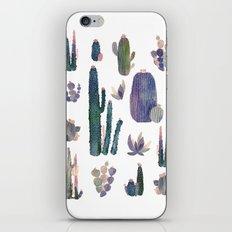 my best cactus!! iPhone & iPod Skin