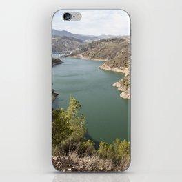 Artifical Lake In Andalusia iPhone Skin