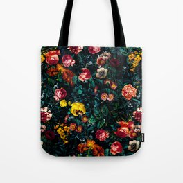 Night Garden XXX Tote Bag