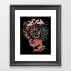 Chacmool Framed Art Print