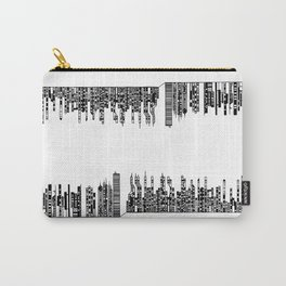 Cityscape 02 / Paysage Urbain 02 Carry-All Pouch