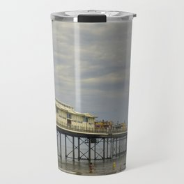 Paignton Pier Memorial Flight Travel Mug