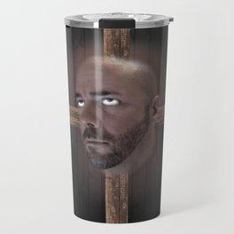 Crucifixed Travel Mug