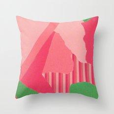 Peeenk Throw Pillow