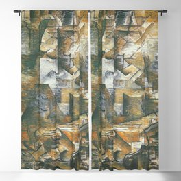 Georges Braque The Portugese Blackout Curtain