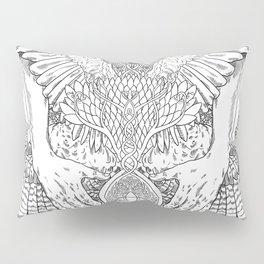 The Ravenous Pillow Sham